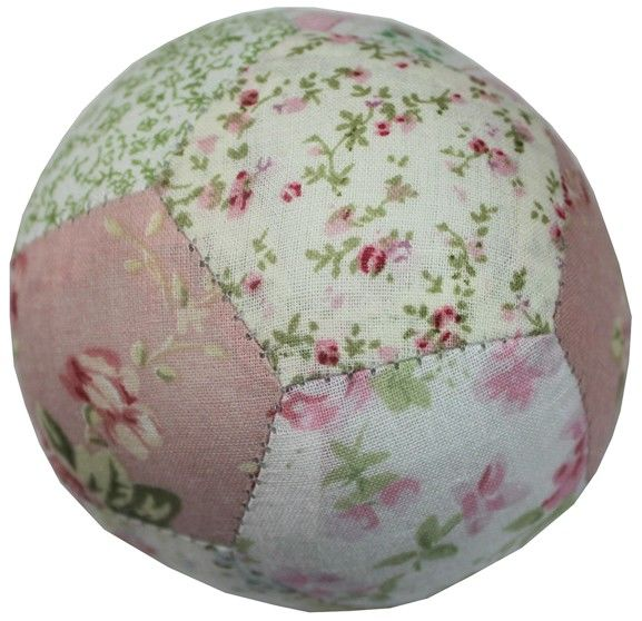 1741 Lila Ball Rattle
