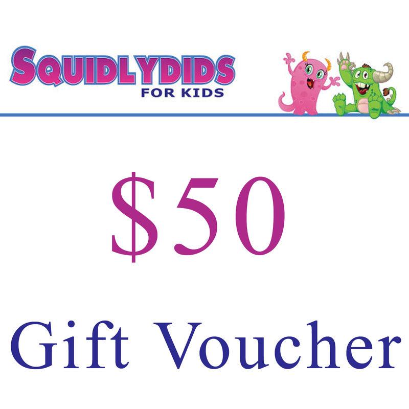 50 Gift Voucher