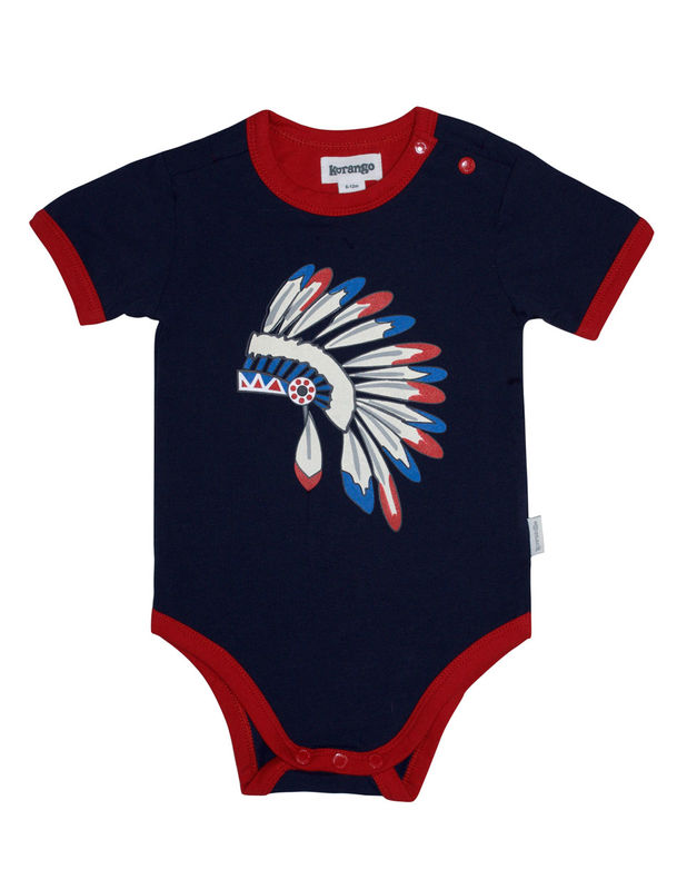 A8008N Indian Bodysuit