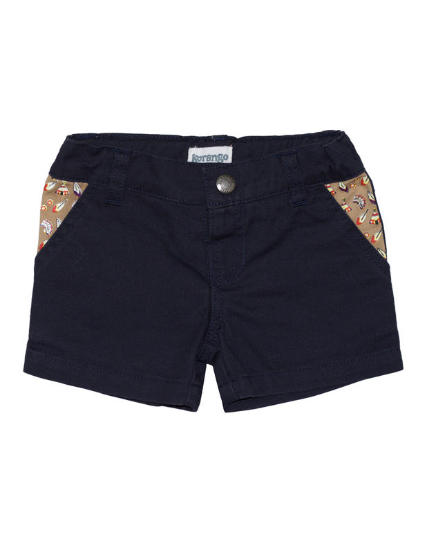 A8011N Indian Drill Shorts