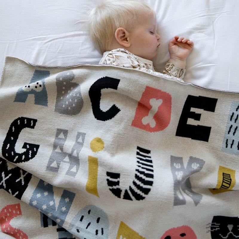 ABCD Blanket