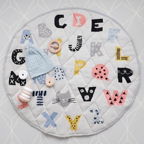 ABCD Playmat