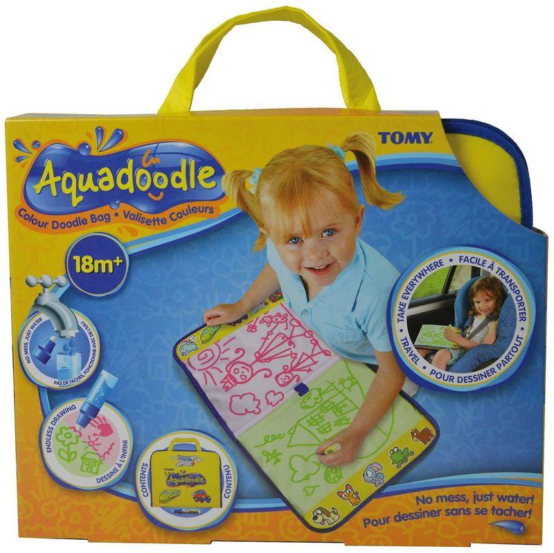Aquadoodle Travel  Bag Yellow E72369