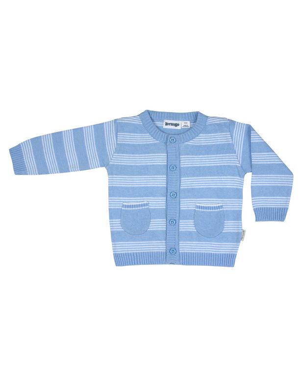 B8007S Knit Cardigan