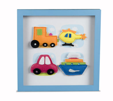 BBK0431 Funky Vehicles Frame
