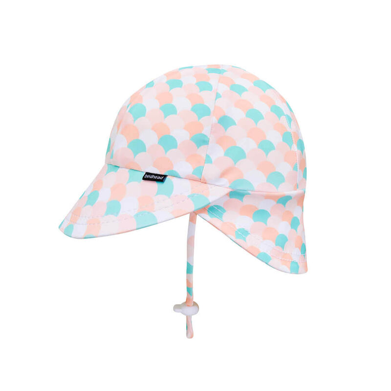 BH Ariel Girls Beach Hat Legionnaire  UPF50+
