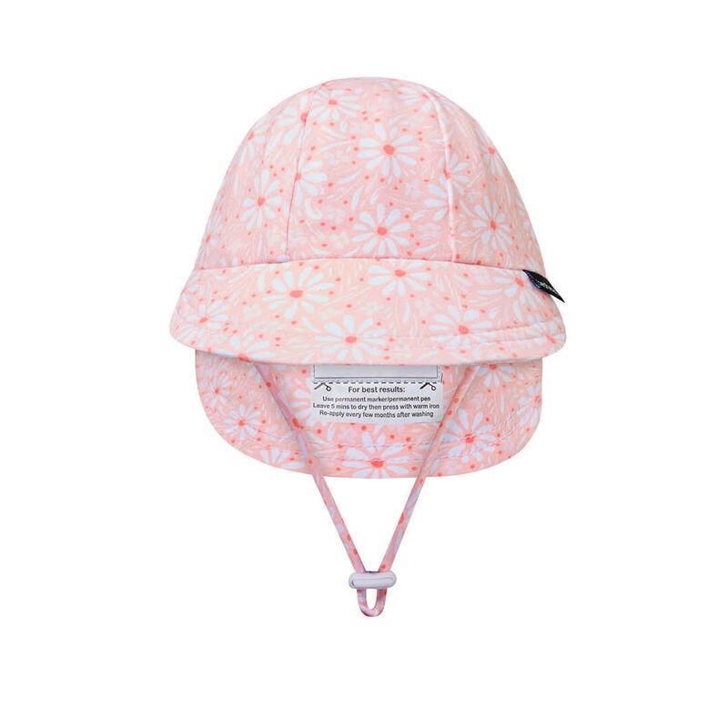 BH Daisy Legionnaire Flap Hat with Chin Strap UPF50+