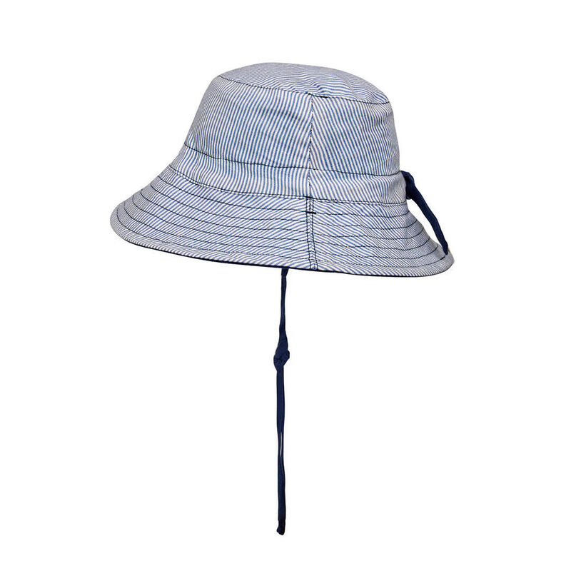 BH Explorer Charlie  Indigo Kids Reversible Sun Hat