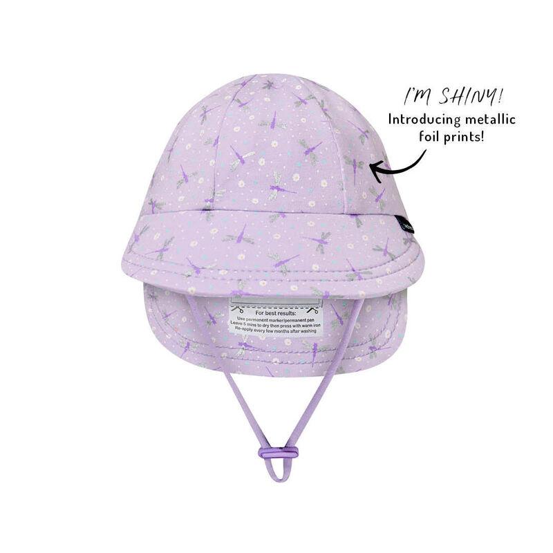 BH Flutter Legionnaire Flap Hat with Chin Strap UPF50+