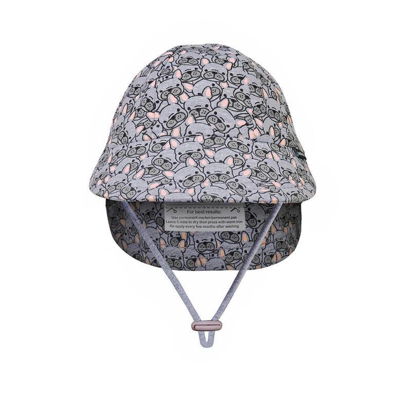 BH Frenchie Baby Legionnaire Sun Hat with Chin Strap UPF50+