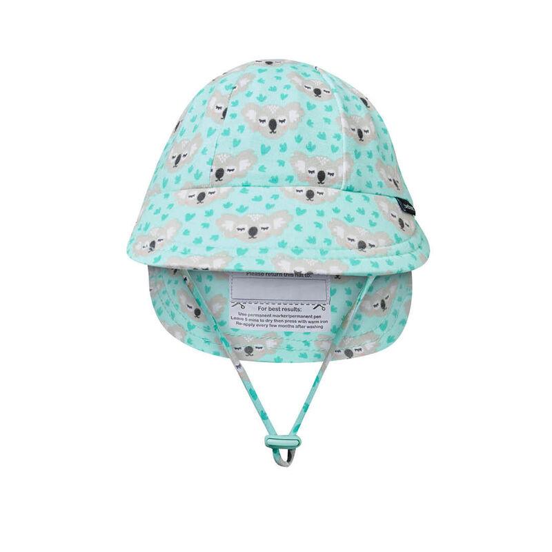 BH Koala Legionnaire Flap Hat with Chin Strap UPF50+