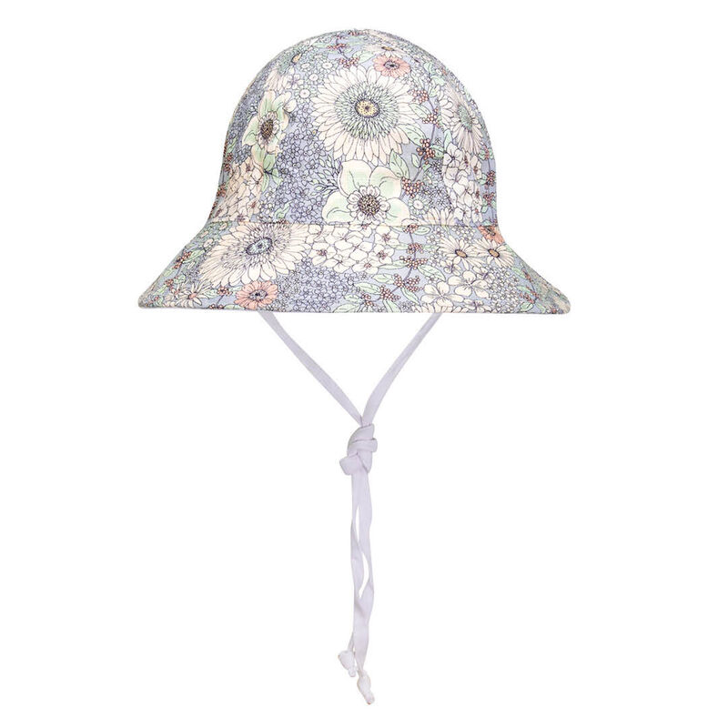BH Wanderer Prairie  Blanc Girls Reversible Sun Hat