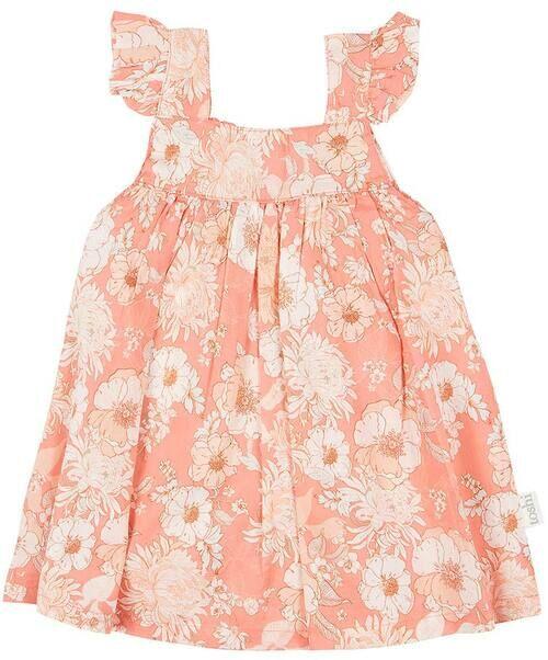 Baby Dress Sabrina Tea Rose