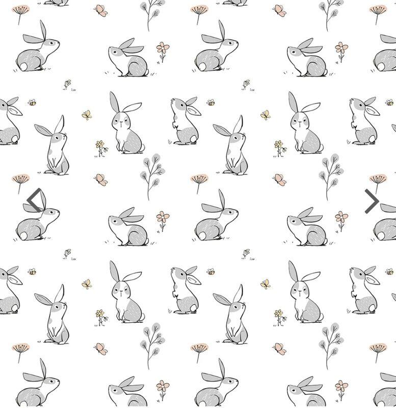 Barnie Bunny Muslin Wrap