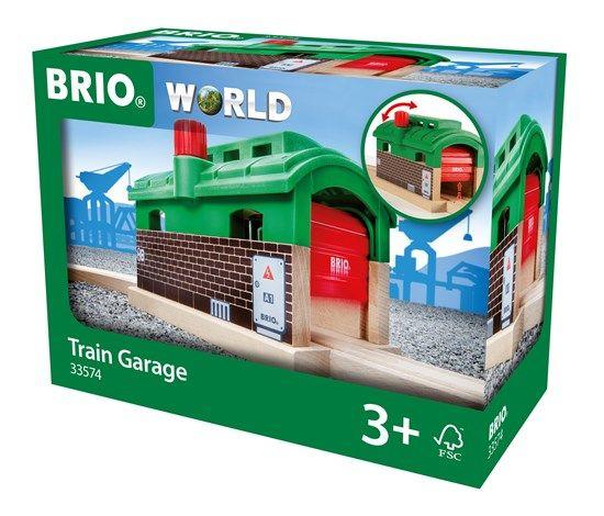Brio  Train Garage for Railway