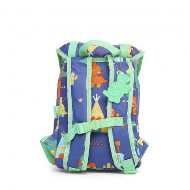 Buckle Up Bckpack Dino Rock BUBDNR