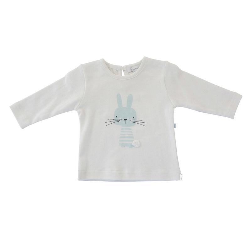 Bunny Top  Blue