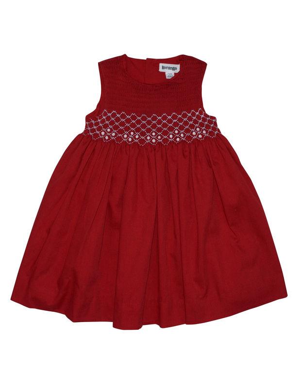 C8027R Festive Dress