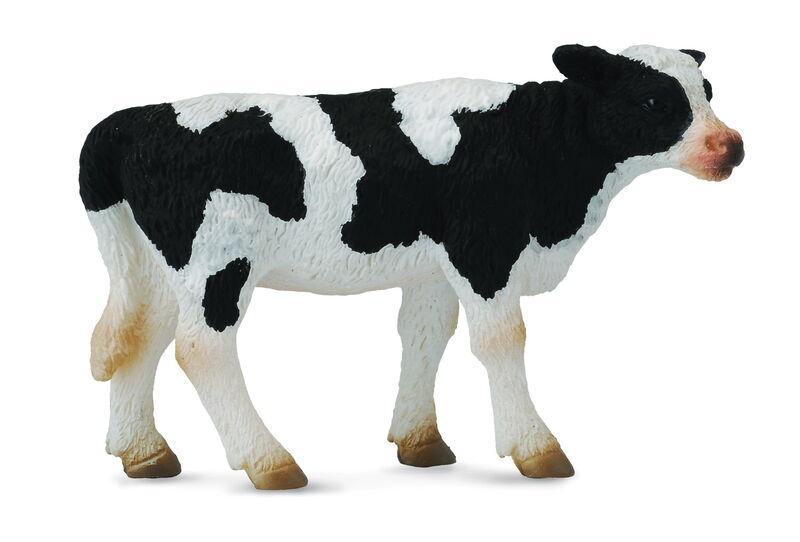 CO88483 Friesian Calf Standing S