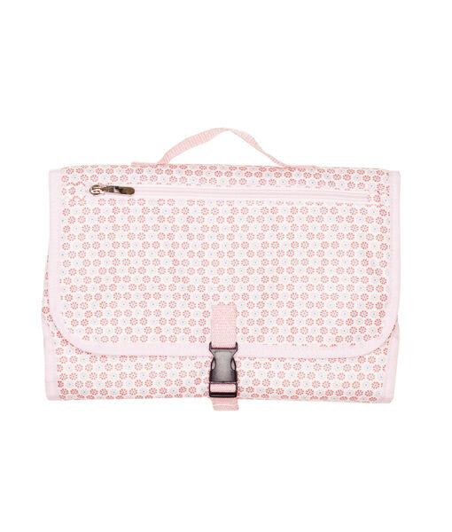 Changemat  Pink Daisy