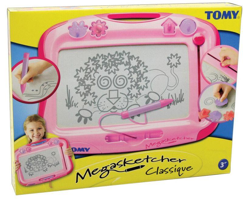 Classique Megasketcher Pink T6484