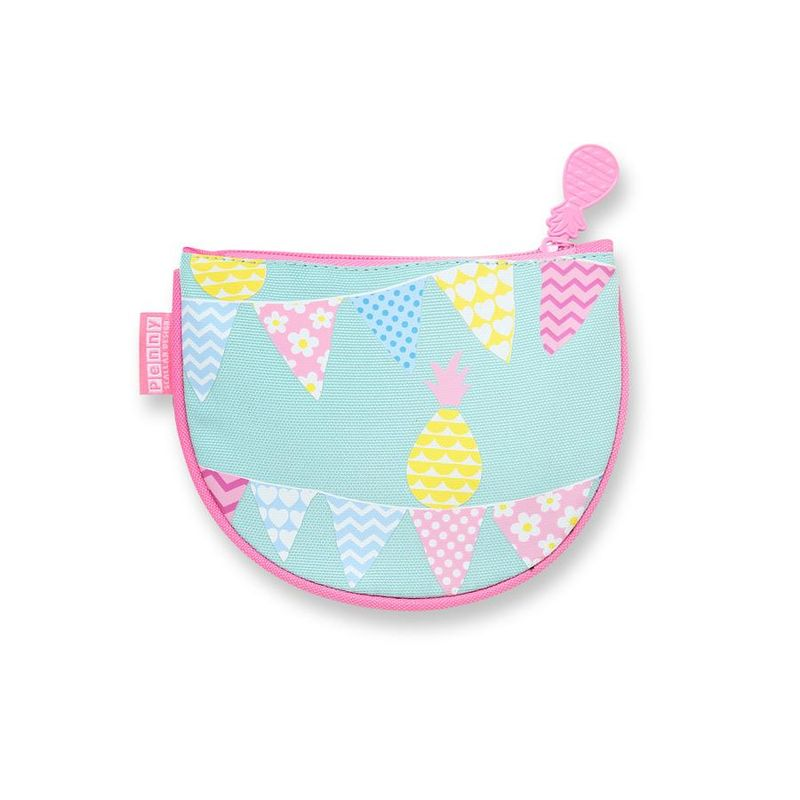 Coin Purse Pineapple Bunting
