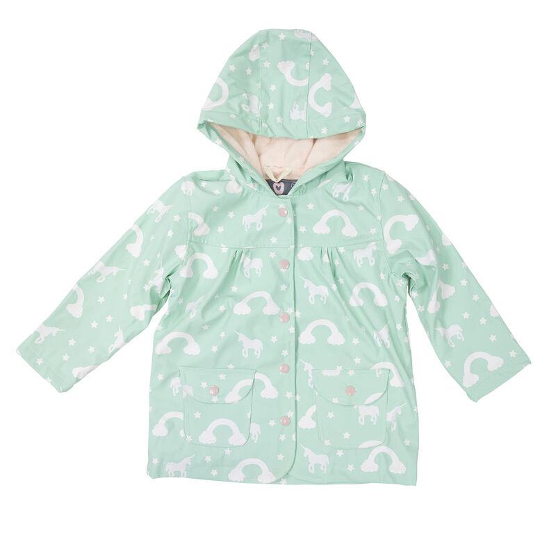 Colour changing Unicorn Raincoat