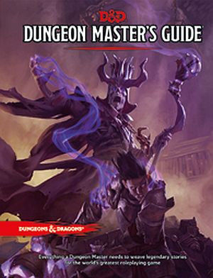 DandD Dungeon Masters Guide