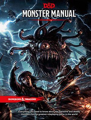 DandD Monster Manual