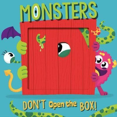 Donand39t Open the Box Monsters