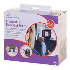F263 Adjustable Backseat Mirror