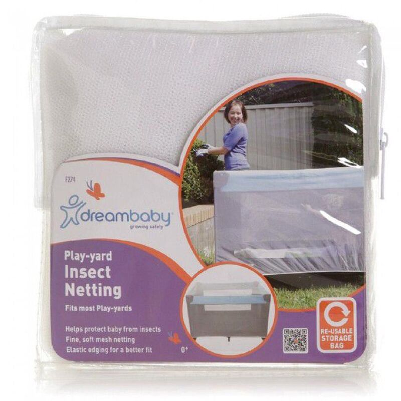 F274 Play  Yard Insect Netting