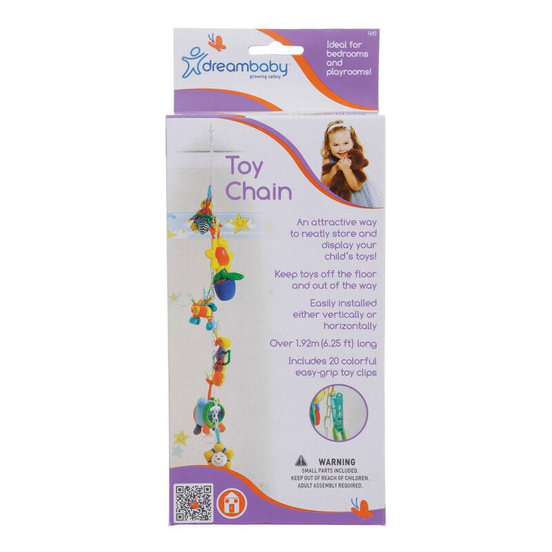 F692 Dreambaby Toy Chain