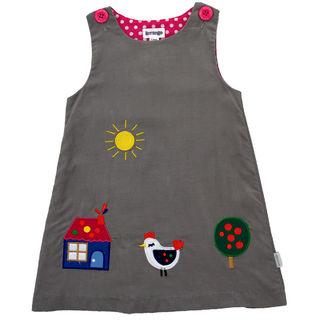 Farm Cord Dress