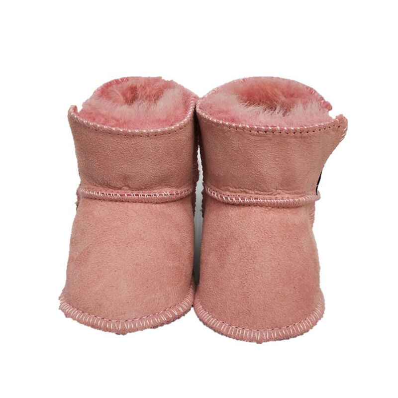 Genuine Leather UGG Boots in Pink