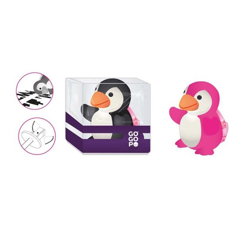 GoGoPo Penguin Eraser and Sharpener