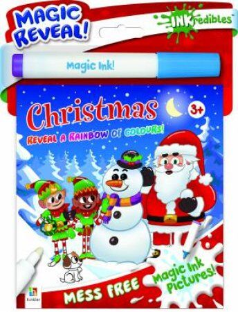Inkcredibles  Christmas 2952