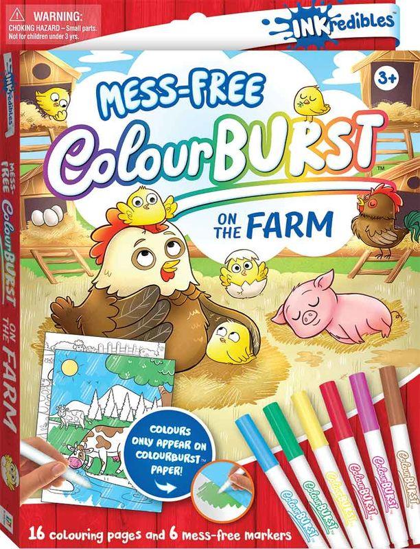 Inkredibles Colour Burst On the Farm