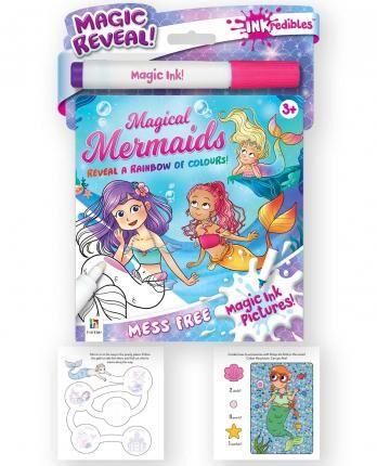 Inkredibles Magical Mermaids 7929