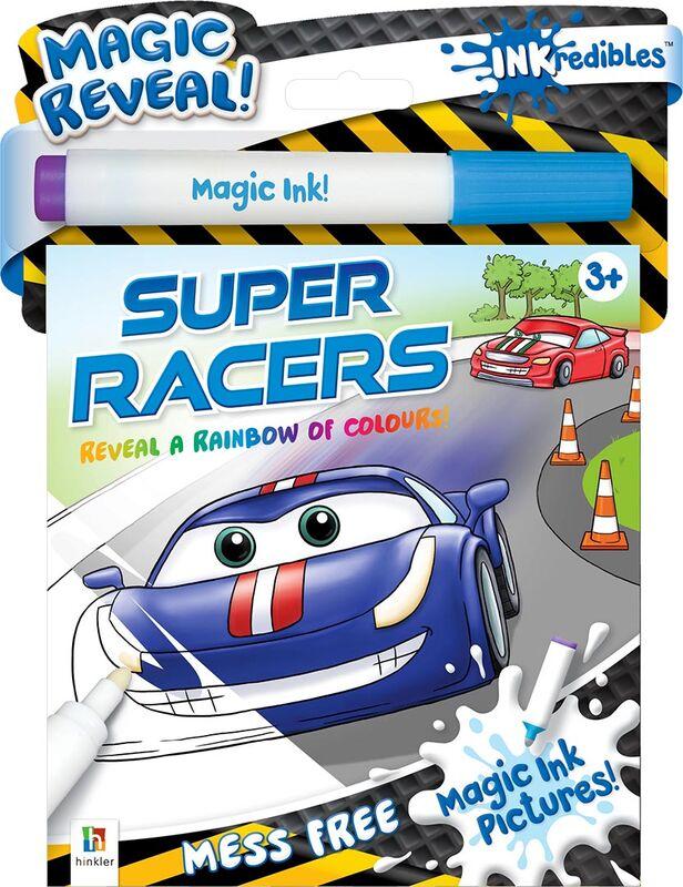 Inkredibles Super Racers 4703