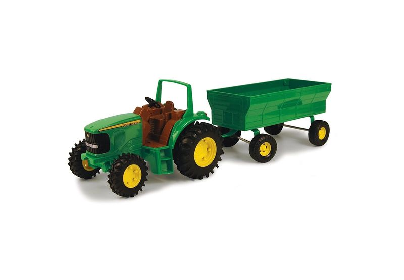 JDTractor with Wagon 37163