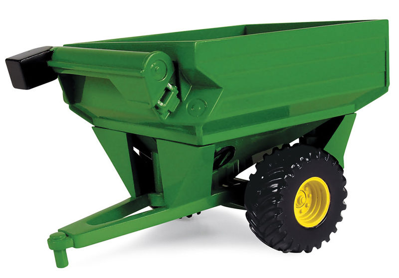 JD 8cm Green Mini Grain Cart 46587