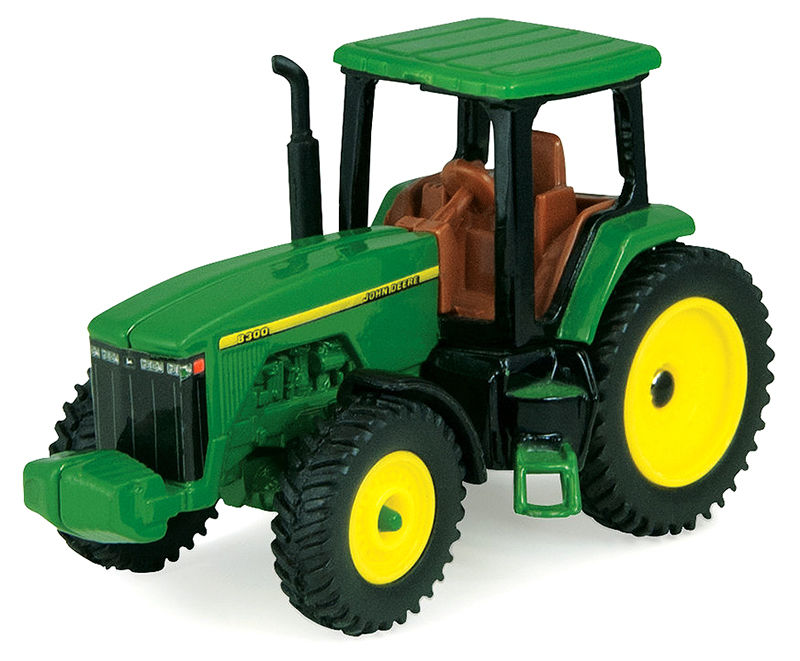 JD Modern Tractor wCab 46577