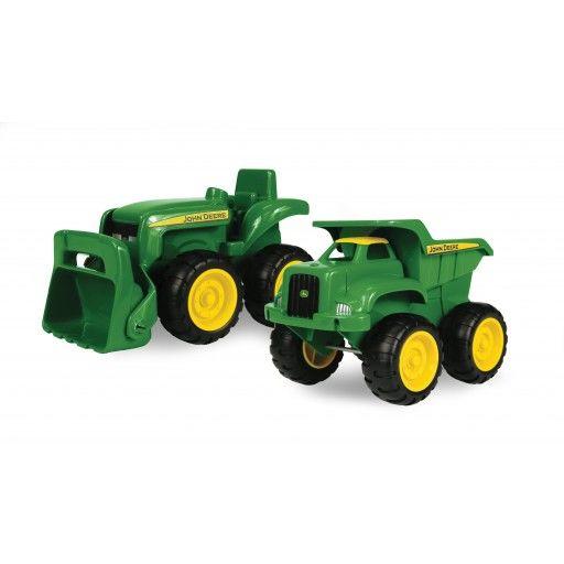 John D Sandbox Toy Asst 37558
