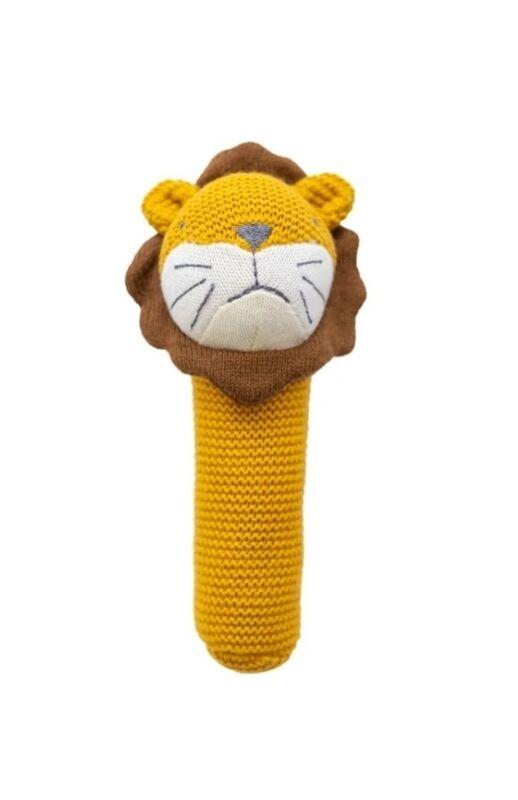 Jungle Lion Rattle