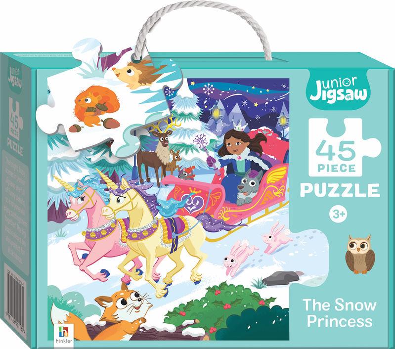 Junior Jigsaw Series 3 The Snow Princess