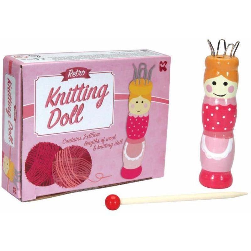 Knitting Doll WD166