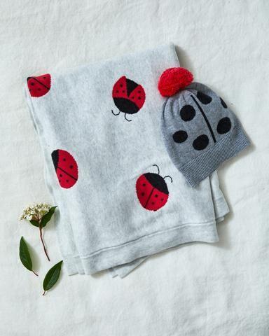 Ladybug Blanket  BK3034