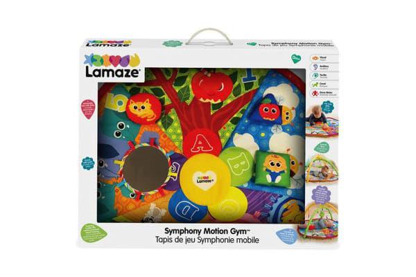 Lamaze ABC123 Symphony Motion Gym L27928