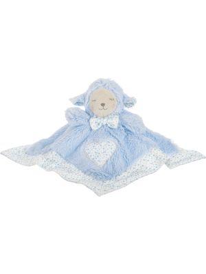 Lamb comforter  Blue